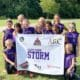 Electrical Contractor Supports Local Teams